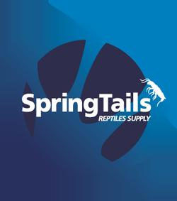 レプタイルズサプライ SpringTails スプリングテイルズ
